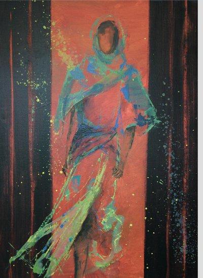 HUMANITÉ. Peintures, sculptures et croquis de Christine BOURCEY
