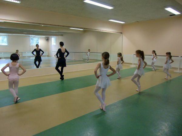 Cours de danse classique agglomération nancéenne