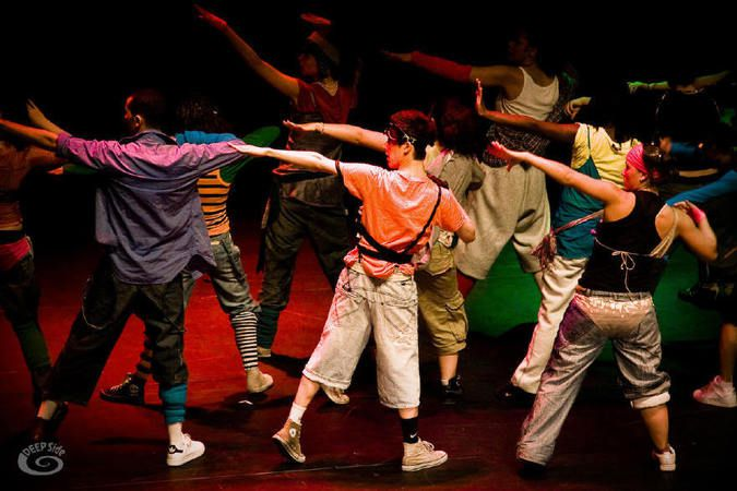 ©  - Cours de danse hip hop, ragga dancehall & house dance