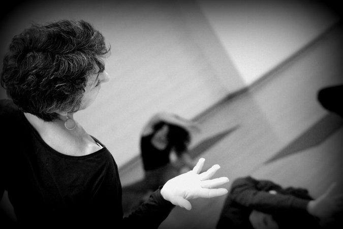 Stage Corps/Anatomie et Danse Contemporaine avec Véronique LARCHER