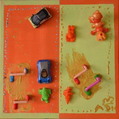 Arts plastiques enfants - Stage de la Toussaint