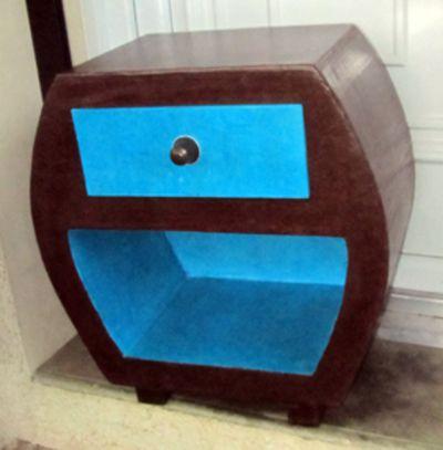 Fabrication de meubles en carton coufouleux 81800 - Fabrication de meubles en carton ...