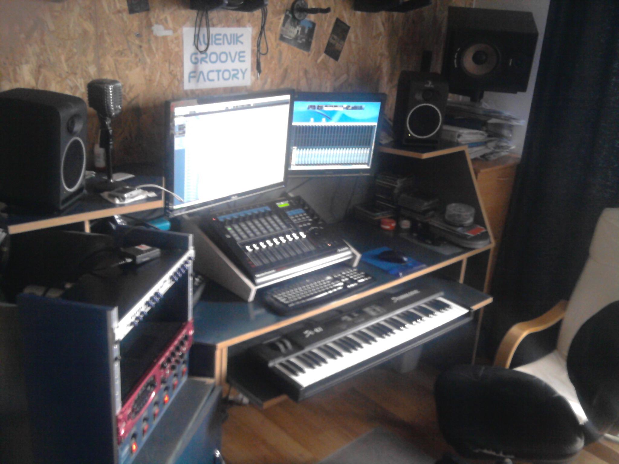 studio d 39 enregistrement hip hop a boulogne sur mer boulogne sur mer 62200. Black Bedroom Furniture Sets. Home Design Ideas