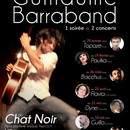 G. Barraband / Flavia : Les co-plateaux chanson du Chat Noir