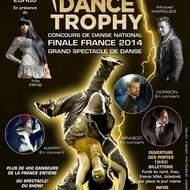 """""""The Dance Trophy"""" Finale Concours de danse national"""