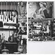 Histoires d'ateliers, de Courbet à Soulages
