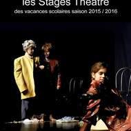 stage enfant Théâtre improvisé