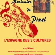 L'Espagne des trois cultures | Les Musicales du Pixel
