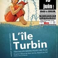 """Spectacle """"L'île Turbin"""""""