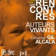 Lecture rencontre avec Catherine Gil Alcala au Théâtre Les Déchargeurs