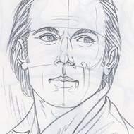 Stage de création d'un visage