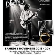 The Deans concert de rock irlandais