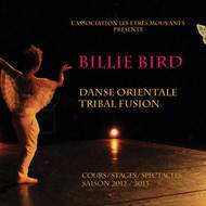 billie bird cours de danse orientale tribal fusion
