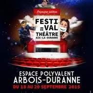 Festival de Théâtre d'Aix La Duranne