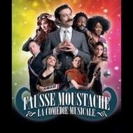 Fausse moustache, la comédie musicale