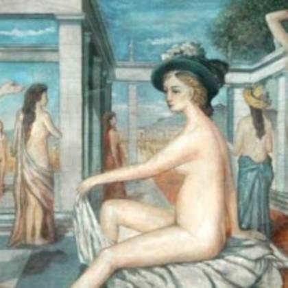 Paul Delvaux dévoilé : visite guidée de l'exposition